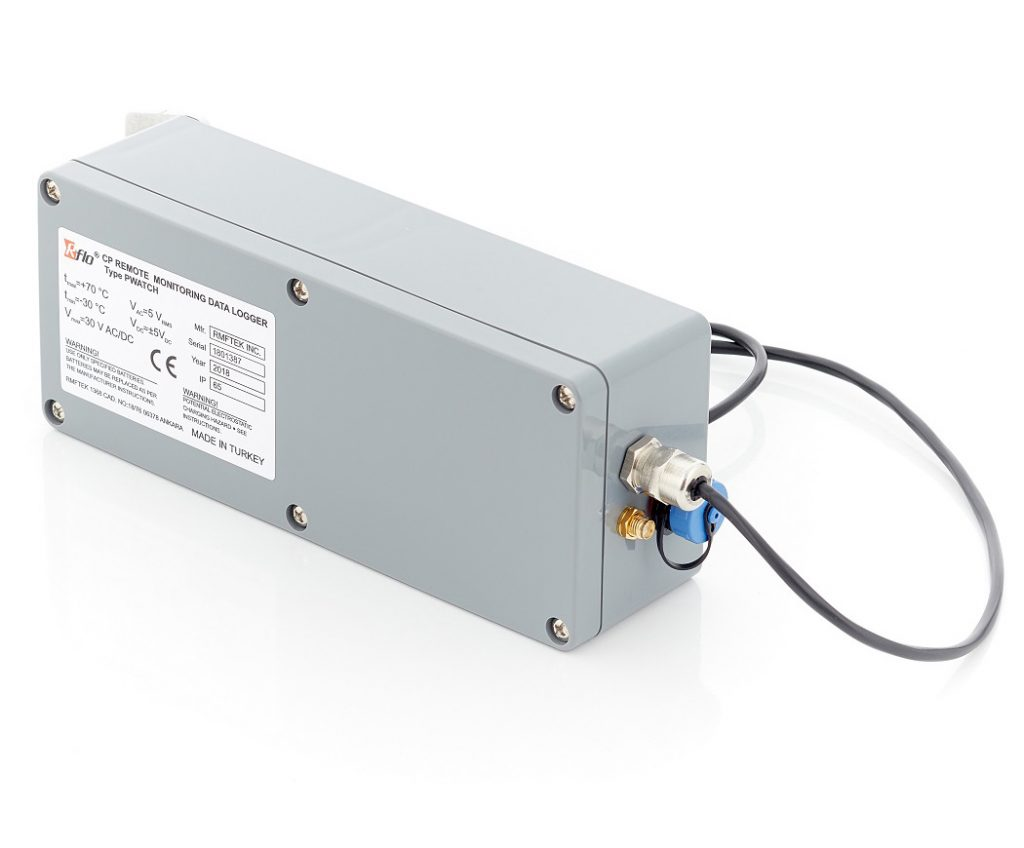 Rflo Cathodic Protection Remote Monitoring and Data Logger