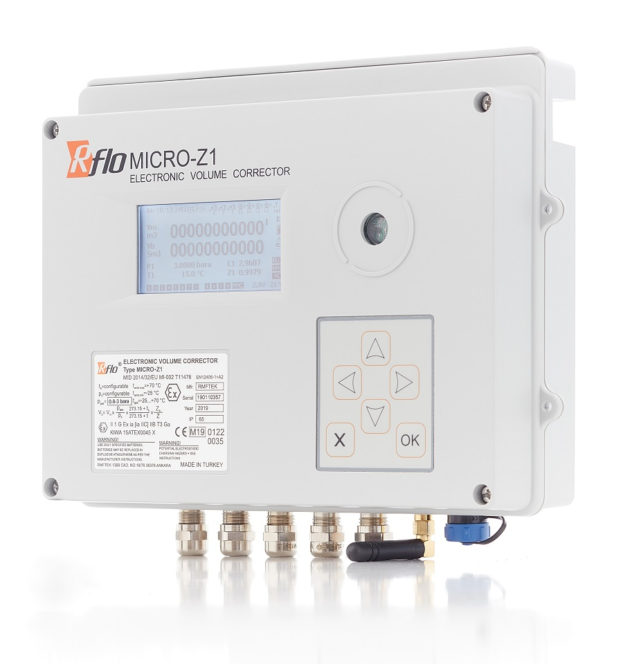 RFLO MICRO-Z1 Electronic Volume Corrector