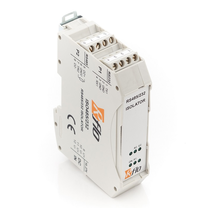 Isolated RS485/RS232 Interface Converter