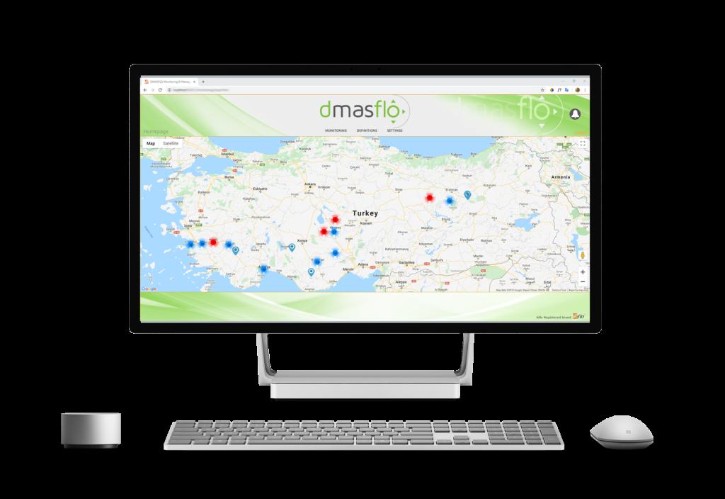 dmasflo map page